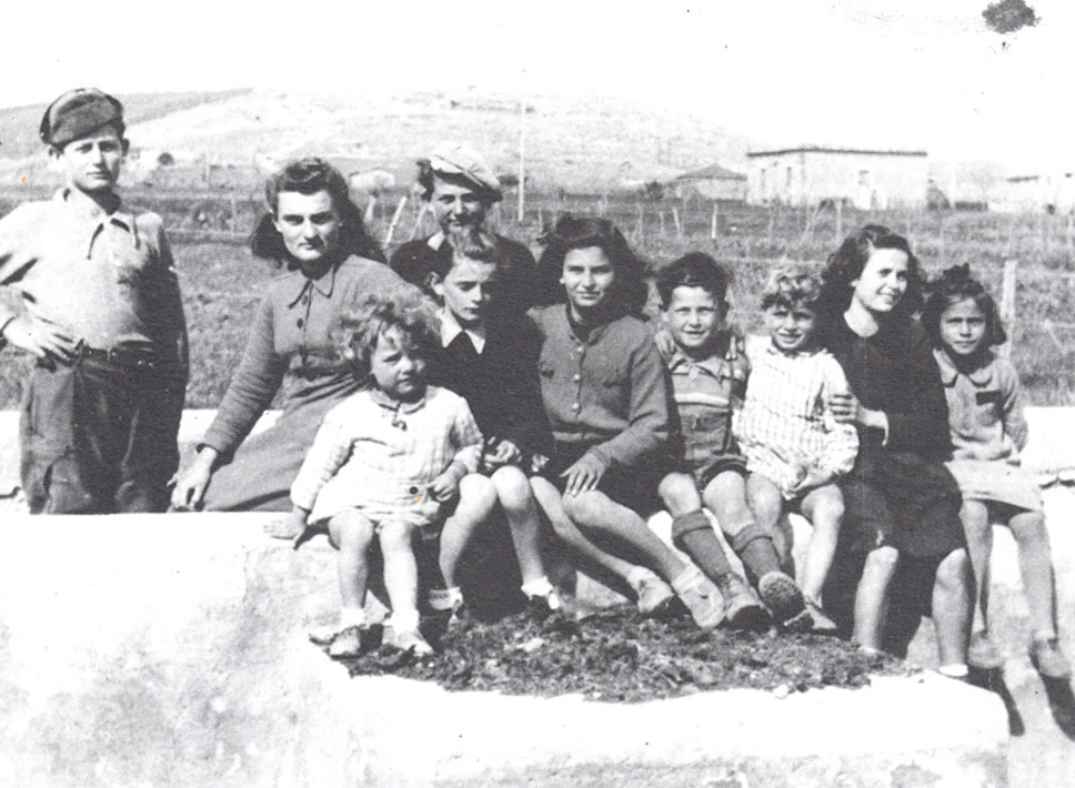 Anni '40, la gioventù di Santa Marinella