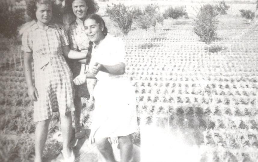 Santa Marinella anni '40